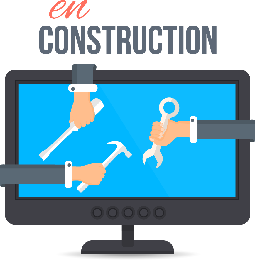 Logo en construction